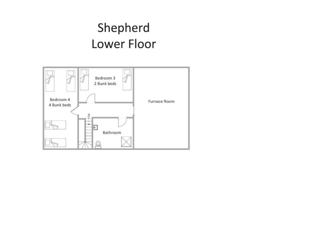Shepherd - Lower Floor