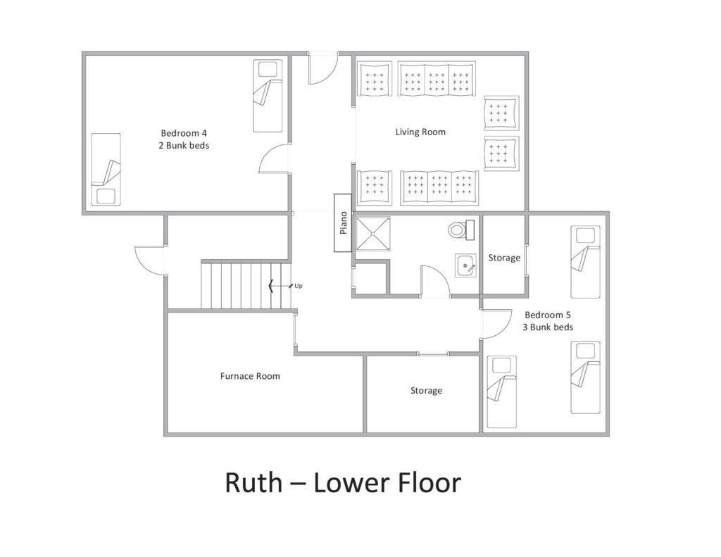 Ruth - Lower Floor
