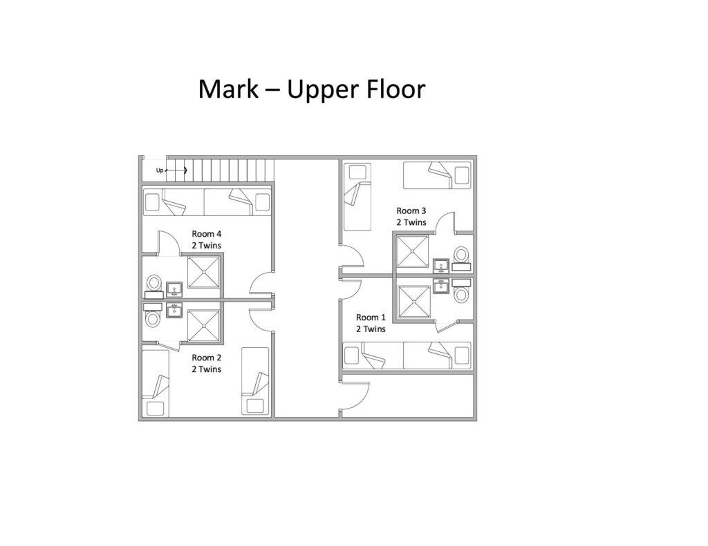 St. Mark - Upper Floor
